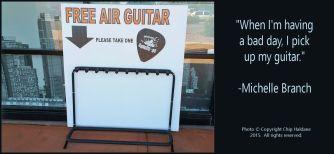 Air Guitar - Chip Haldane