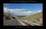 Open Road, Blue Skies - Chip Haldane