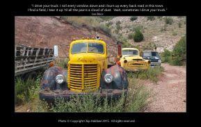 Old Trucks - Chip Haldane