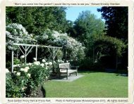 Rose Garden, Priory Park - Nothingtosee Movealongnow
