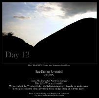 Bag End To Rivendell Miles 211-229 - The Black Hills - Cristian Nitu