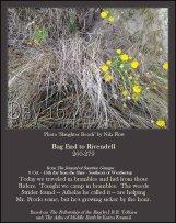 Bag End To Rivendell Miles 260-279 - Slaughter Beach - Niki Flow