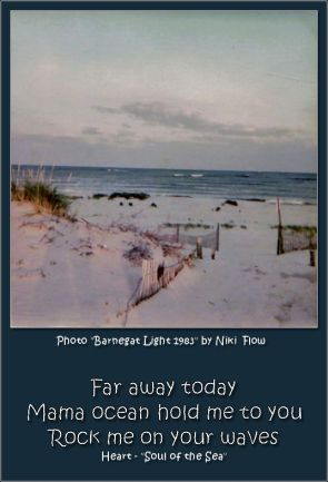 Barnegat Light 1983 - Niki Flow