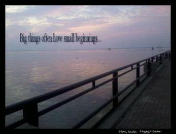 Small Beginnings - Niki Flow