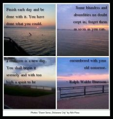 Dawn Series, Delaware City - Niki Flow