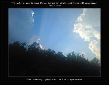 Atlanta Sky - Niki Flow