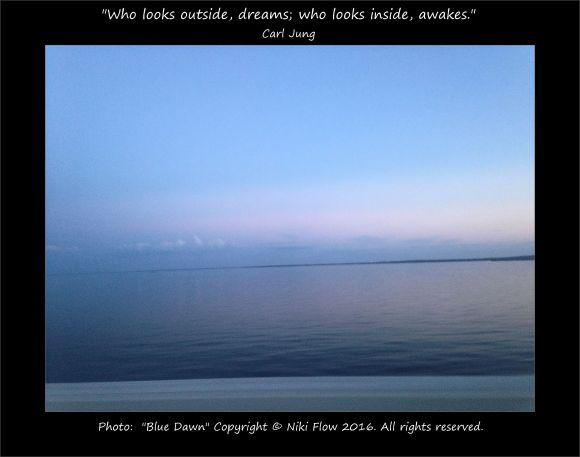 Blue Dawn - Niki Flow