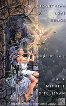 Elanthian Love Songs Cover - Art by Stephanie Pui-Mun Law