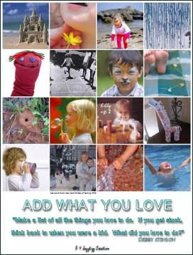 Add what you love