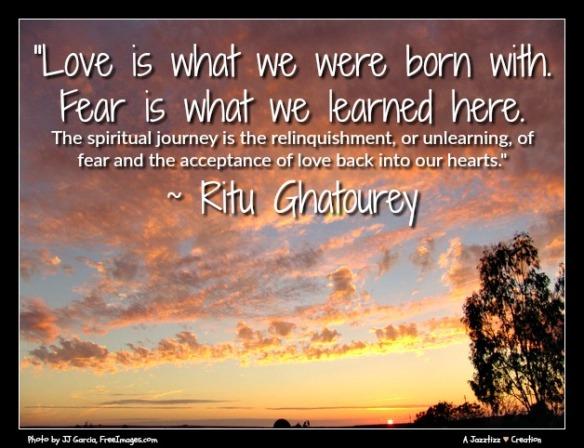 Love Fear Ritu Ghatourey from Mish