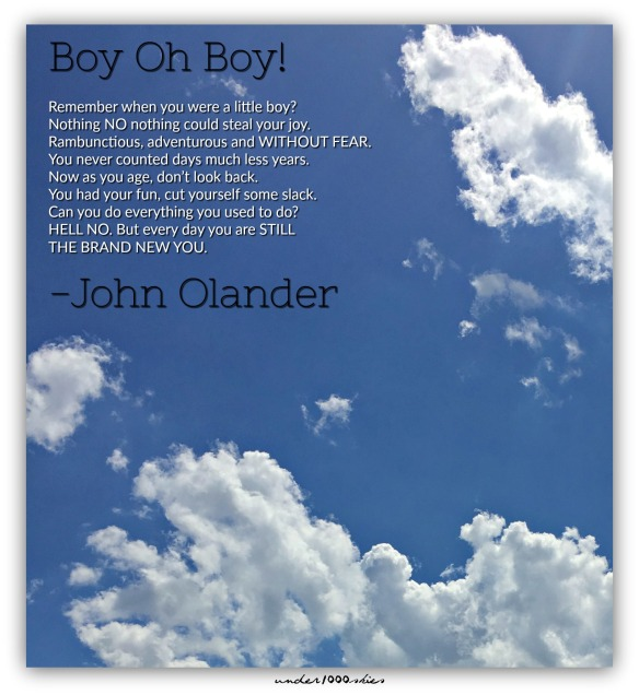 Gems 363 John Olander Boy Oh Boy