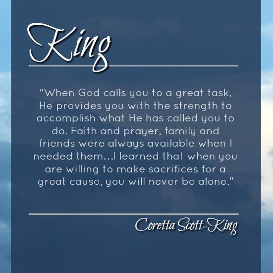 Coretta Scott-King