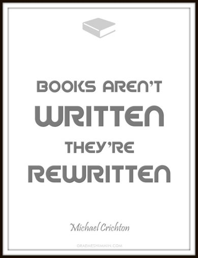 Books-arent-written-they-are-rewritten