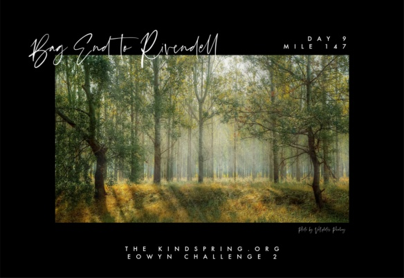 BETR-FRODO Day 9 Mile 147